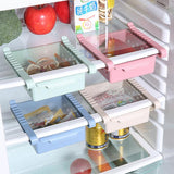 Durable Home Refrigerator Preservation Storage Box Kitchen Withdrawing Box