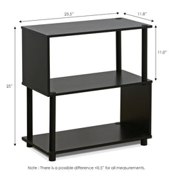 Furinno 3-Tier Flexi Rack 14214EX