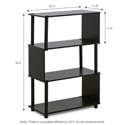 Furinno 4-Tier Rack 14215EX
