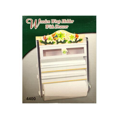 Butterfly 4-in-1 Kitchen Wall Storage Rack ( Case of 1 )