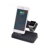 3 In 1 Charging Station Charger Phone Holder Stand For iPhone/Apple Watch Series