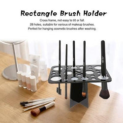 Makeup Brush Drying Storage Rack