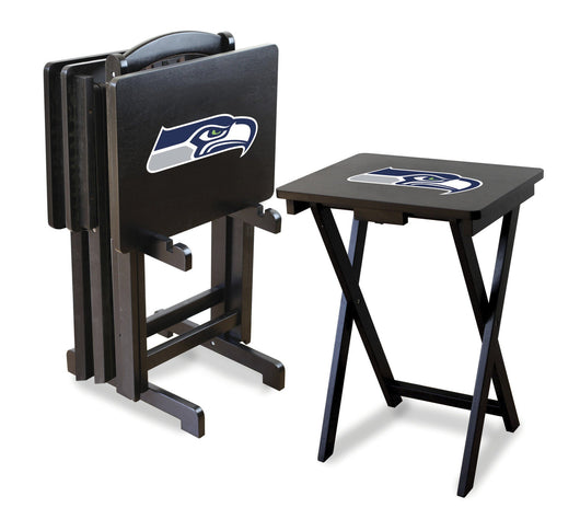 Imperial Seattle Seahawks TV Snack Tray Set