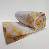 yellow-white-flannel-receiving-blanket