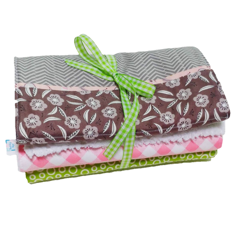 modern-burp-cloths-brown-pink-gray