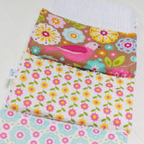 birds-modern-burp-cloth-set-pink-yellow-aqua