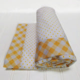 yellow-white-flannel-receiving-blanket-gingham