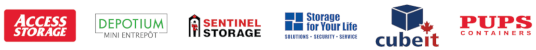 Ramassage en magasin | StorageVault - Canada Self Storage Centres