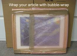 "Bubble Wrap 12""x30'"