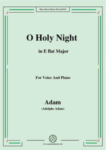 Adam-O Holy night cantique de noel
