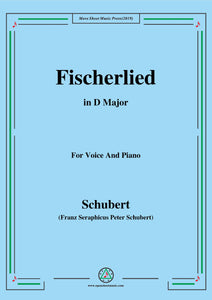Schubert-Fischerlied (Version II)