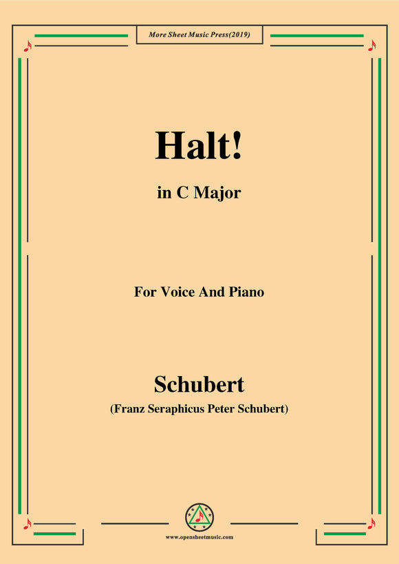 Schubert-Halt