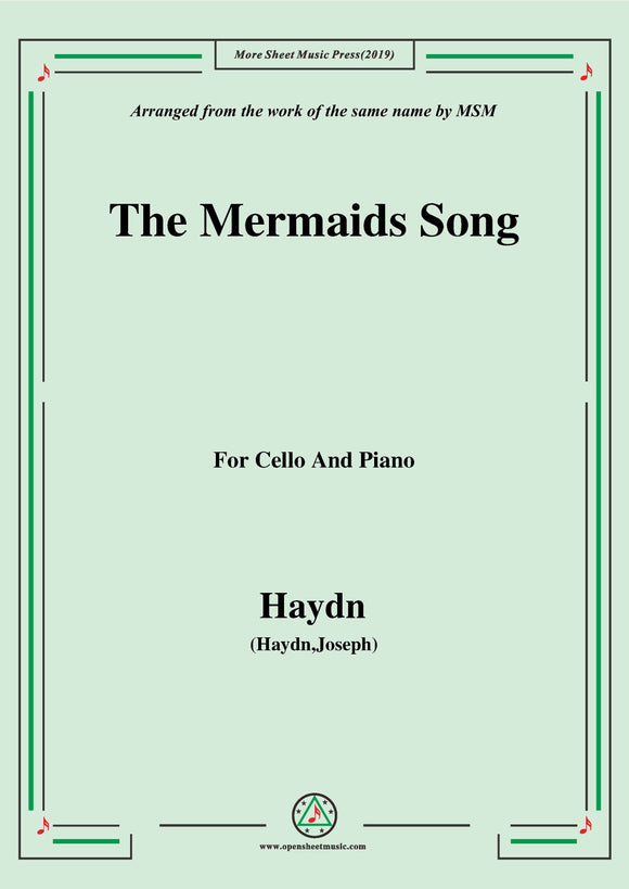Haydn-The Mermaids Song