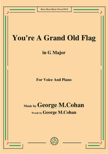 George M. Cohan-You're A Grand Old Flag