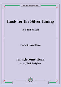 Jerome Kern-Look for the Silver Lining