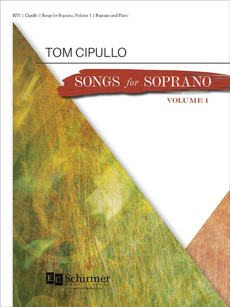 Songs for Soprano, Volume 1