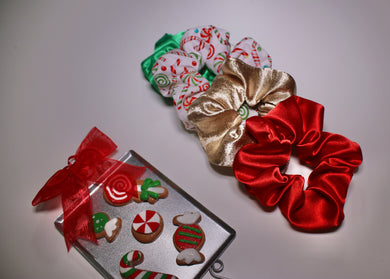 Candylicious Christmas Scrunchie Pack