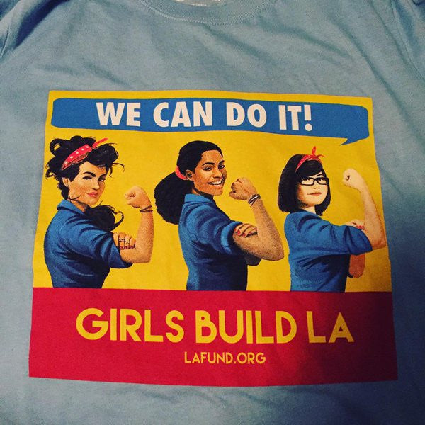 *Funded* VPL Liked This Initiative: Girls Build LA Through Media Production