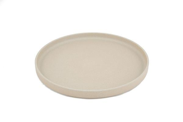 "Hasami Natural Plate  10"" x 7/8"""