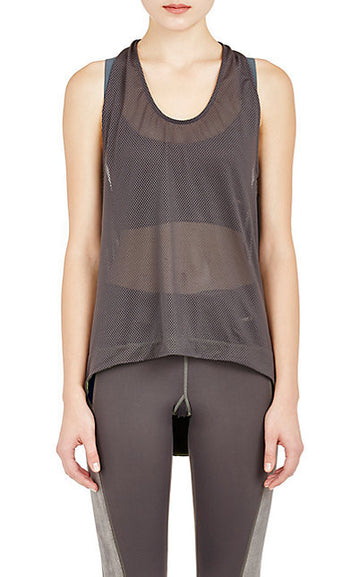 Exertion Tank: CHARCOAL & MOSS