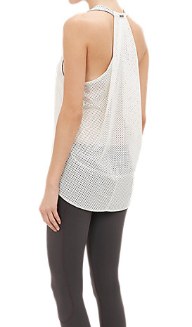Exertion Tank: WHITE MESH