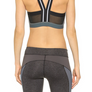 Insertion Bra W: CHARCOAL MARL