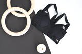 Insertion Bra W: BLACK