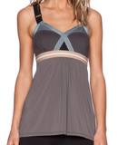 Convexity Breaker Tank: Grey