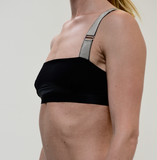 Convex Sleep Bra: Black
