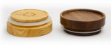 Hasami Wood Lids with Gasket 3.3/8