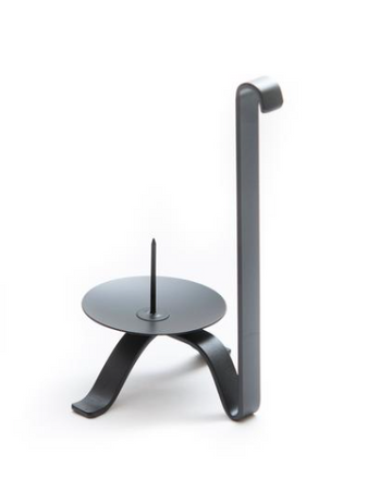Candle Stand with a Handle