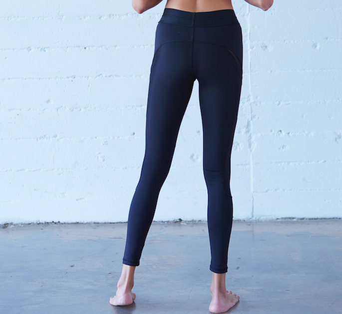 Nihon Legging : Navy