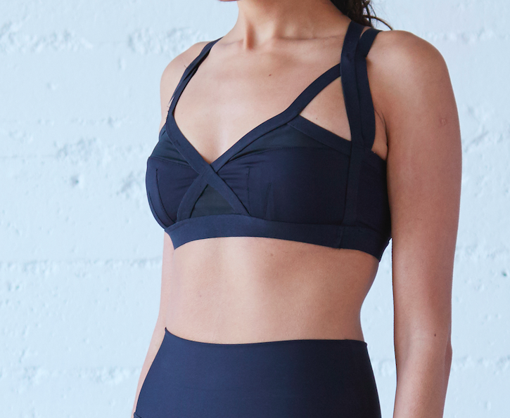 Ippon Bra: Black