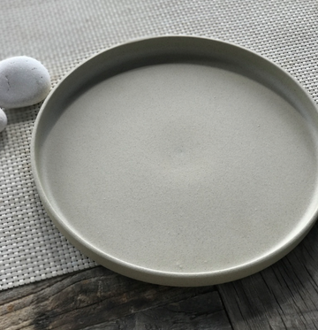 Hasami Natural Plate 8 5/8