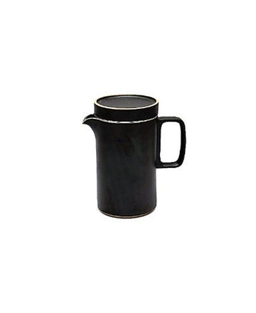 Hasami Black Tall Teapot 3 3/8 X 6 1/2