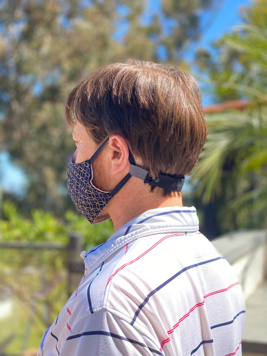 Detachable Head Elastics for Ear Loop Masks