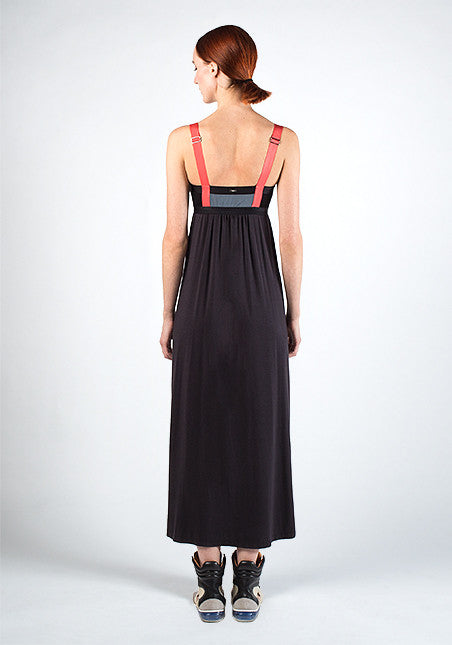 Breaker Maxi: Black x Red