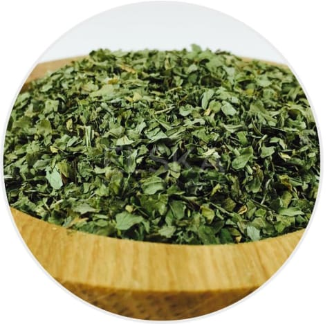 Cilantro Leaves Cut & Sifted in Canada/USA at Bulk Wholesale Prices From Elska Naturals