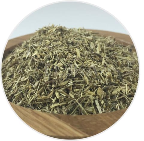 Feverfew Herb Cut & Sifted in Canada/USA at Bulk Wholesale Prices From Elska Naturals
