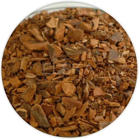 Sassafras Tree Bark Cut & Sifted Canada & USA - Elska Naturals
