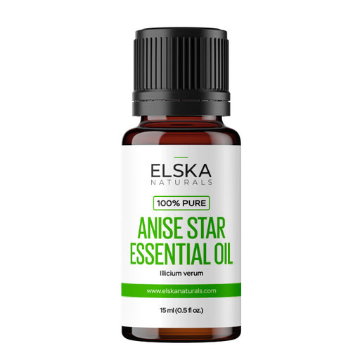Anise Star Essential Oil in Canada/USA at Bulk Wholesale Prices From Elska Naturals