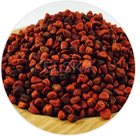 Annato Seed Whole in Canada/USA at Bulk Wholesale Prices From Elska Naturals