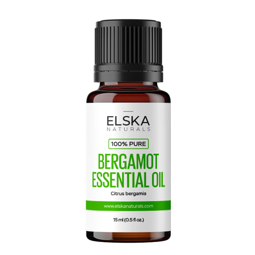 Bergamot Essential Oil FCF (Bergaptene Free) Bulk in Canada & USA at Wholesale Prices - Elska Naturals