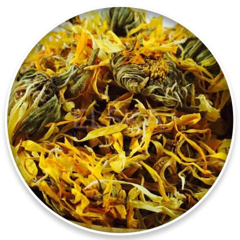Calendula Flower (Marigold) Whole in Canada/USA at Bulk Wholesale Prices From Elska Naturals