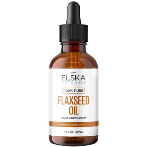 Flaxseed Oil (Organic) in Canada/USA at Bulk Wholesale Prices From Elska Naturals