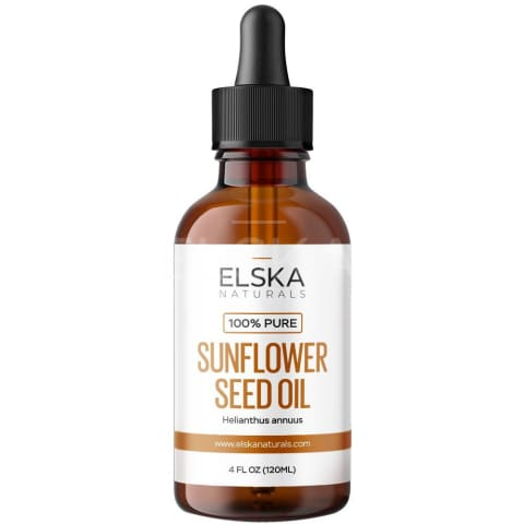 Sunflower Seed Oil (Organic) Canada & USA - Elska Naturals