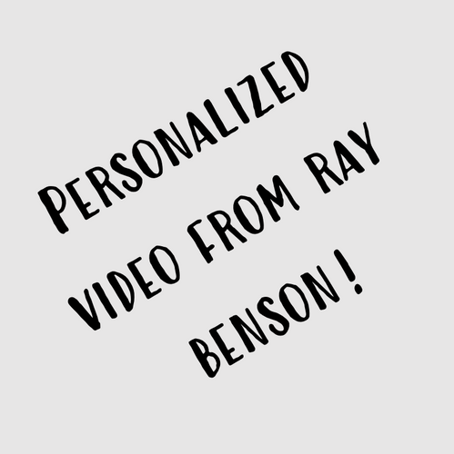 NEW! RB Shoutouts - Personalized Video from Ray Benson