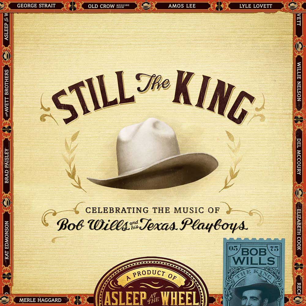Still the King CD - AUTOGRAPHED