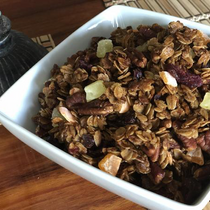 Tropical Paradise Granola
