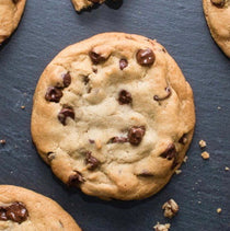 Sugar-Free Chocolate Chip Cookies